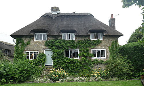 Thatched property near Middleton-on-Sea